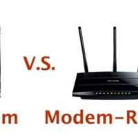 上網教學: Router 、 Modem 有甚麼分別?