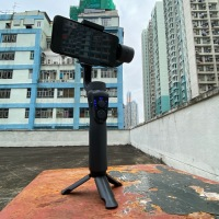 【拍 Vlog 好物】S5B 三軸手機拍攝穩定器 支援 iPhone、Android 手機