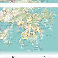 【黃色經濟圈】Web App 「檸檬地圖」正式登場