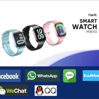 【平價版 Apple Watch】Havit M9013 智能手錶 具備IP67防水防塵、可收 Whatsapp 訊息